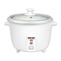 Better Chef IM-400 8-Cup (16-Cups Cooked) Automatic Rice Cooker - $46.42