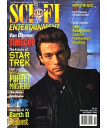 Sci-Fi Entertainment, October 1994 - $7.95
