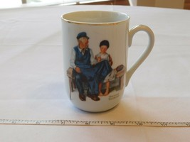 """""""The Lighthouse Keeper's Daughter"""" by Norman Rockwell Tea Coffee Cup Pre... - $29.69"""