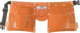 Junior Suede Leather Tool Pouch Bag Belt - $27.95