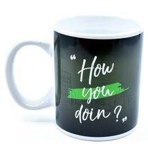 Friends TV Show How You Doin' Heat Changing 11oz Coffee Mug image 5
