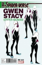 EDGE OF SPIDER-VERSE #2 THIRD  PRINTING GWEN STACY - $39.99