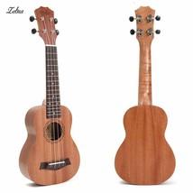 Zebra 21'' 4 Strings Rosewood Soprano Ukulele Guitarra Guitar Sapele 15 ... - $39.58