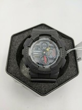 Casio G-Shock GA140BMC-1A Neon Tokyo Analog Digital Black Watch - Authorized - $96.70