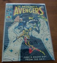 The Mighty Avengers #64 Marvel Comic Book 1969 - $44.55