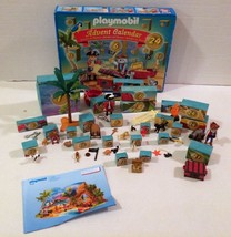 Playmobil 4156 Advent Calendar: Pirates with Box and Manual! - $14.84
