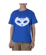 PJ mask Catboy outfit Kid / Youth Tee T-shirt ROYAL - $20.50