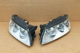 06-07 Hyundai Azera 7-Pin Headlight Head Light Lamps Set L&R - POLISHED image 6