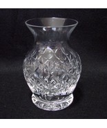"Tiffany & Co.  5.5 Inch Tall ""Sybil"" Crystal Vase Marked Tiffany &Co - $36.00"