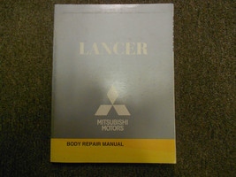 2008 Mitsubishi Lancer Body Repair Service Shop Manual Factory Oem Book 08 Deal - $43.52