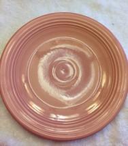 """Fiestaware Pink 11 3/4"""" Round Serving Platter - $22.72"""