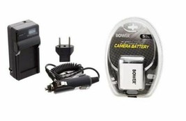 Battery + Charger for Casio EX-S10 EX-Z80 EX-Z9 EX-Z80A EX-S10BE EXZ80SR... - $20.69