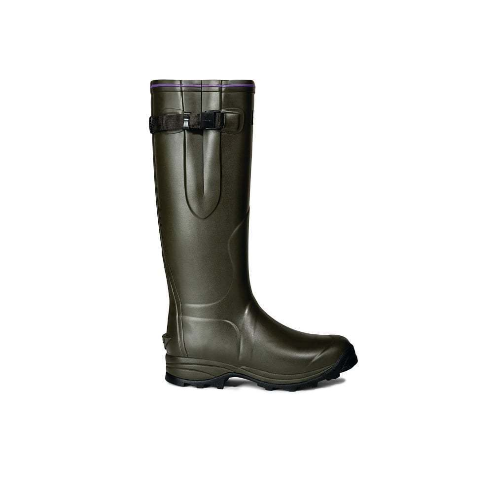 HUNTER BALMORAL ADJUSTABLE EQUESTRIAN DARK OLIVE WELLINGTON BOOTS Green Welly