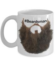 "Beard Mug ""#Beardsman Great Beard Coffee Mug"" Mugs With Beards That Beardmen Wil - $14.95"