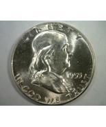 1955 BUGS BUNNY FRANKLIN HALF DOLLAR CHOICE UNCIRCULATED / GEM CH. UNC. ... - $65.00