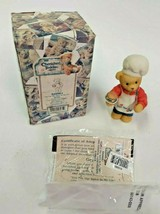 Cherished Teddies Dennis You Put The Spice In My Life Enesco Figurine 51... - $14.80