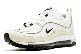 Nike Air Max OG 98 Gundam Men's Running Shoes White/Crm - $176.88+