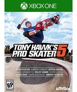 Tony Hawk's Pro Skater 5 - Standard Edition - Xbox One [video game] - $11.87