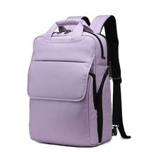 Samaz Slim Business Laptop Backpack Anti-Theft Water Resistant Polyester Bookbag - $79.99