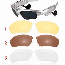 Wireless Bluetooth 4.0 Headset Telephone Driving Sunglasses/mp3 - $37.99+
