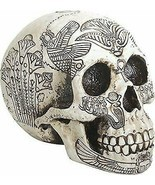 Ebros Bone Ancient Egyptian God Paranormal Scarab Dung Beetle Skull Stat... - £27.98 GBP
