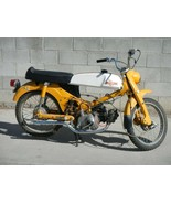 1964 1965 1966 1967 1968 Honda Rally Kit Performance Exhaust CT90 CM91 Trail 90 - $3,959.99