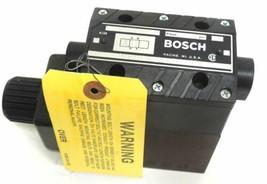NIB BOSCH 9810232077 DIRECTIONAL CONTROL VALVE 081WV10P1V1012KA115/60 D51