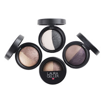 Laura Geller Baked Color Intense Eyeshadow Duo, 7.5g/.26oz SWATCHED - $9.50