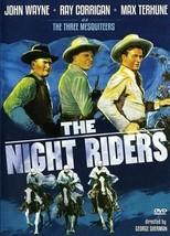 THE NIGHT RIDERS  John Wayne  Ray Corrigan Western - DVD - $8.95