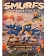 Smurfs: The Lost Village (DVD) BRAND NEW / FACTORY SEALED - $4.99