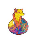"Unidragon Wooden Jigsaw Puzzles ""Alluring Fox"" Laser Cut Jigsaw Puzzle - $59.99"