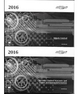 2016 Chevrolet IMPALA LIMITED owner's manual book guide 16 Chevy fleet r... - $12.00