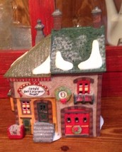 """North Pole Series """"Orly's Bell & Harness Supplies"""" Department 56. RETIRED. LNIB - $14.80"""