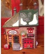 "North Pole Series ""Orly's Bell & Harness Supplies"" Department 56. RETIRED. LNIB - $19.66 CAD"