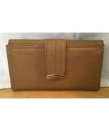 Liz Claibourne Faux Leather Ladies Wallet - $7.69