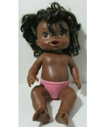 2011 Hasbro Baby Alive African American Doll #36763 C-078A 21771 - $9.89