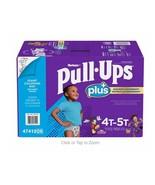 Original-Huggies Pull Ups Training Pants For Boys Size 4T - 5T 102 ea. - $53.96