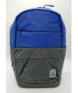 "Unisex Nike Air Jordan L Backpack Hyper Royal Blue 9A0013-U5H NWT 15"" No... - $39.48"