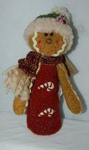 Hannas Handiworks 27148 Stretch Gingerbread Man 3 Set Christmas Ornament image 6