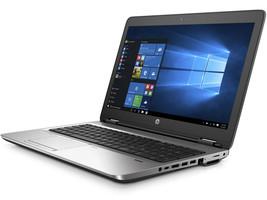 "HP ProBook 650 G2 15.6"" 6th Gen Core i7-6820HQ 2.7GHz 16GB 256 SSD WIN 1... - $424.70"