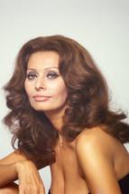 Sophia Loren Busty Harry Langdon Color 18x24 Poster - $23.99