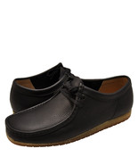 Clarks Originals Wallabee Step Men's Black Leather 26120999 - $150.00