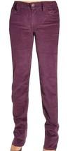 Calvin Klein Jeans Womens Pants Power Corduroy Straight Leg (2X34) Malbec - $39.59