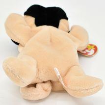 1996 TY Beanie Baby Original Pugsly the Pug Dog Retired Beanbag Plush Toy image 5