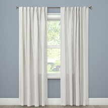 Threshold Honeycomb Woven Curtain Panels - $10.00