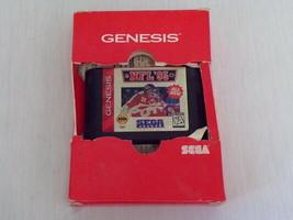 ORIGINAL Vintage Sega Genesis NFL 95 Cartridge + Box + Manual - $18.49