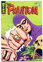 THE PHANTOM #22 1967-KING COMICS-SKULL CAVE-MANDRAKE VF - $56.75