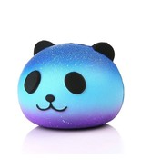 2018 Cute Blue Panda Cream Scented Squishy Slow Rising Squeeze Kid - $4.61