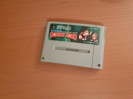 Donkey Kong Super Nintendo SNES JAP NTSC Good Condition - $7.86