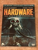 Hardware (DVD, 2-Disc Limited Edition) BRAND NEW / FACTORY SEALED *RARE ... - $14.50